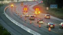 I-40 Fortify work continues overnight Tuesday