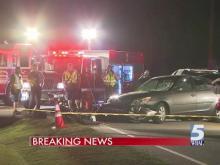 One killed in Wake County crash
