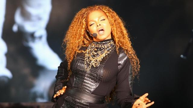 Janet Jackson live on stage at Walnut Creek Amphitheater on her Unbreakable tour stops in Raleigh N.C. on September 17, 2015. (Chris Baird / WRAL Contributor).