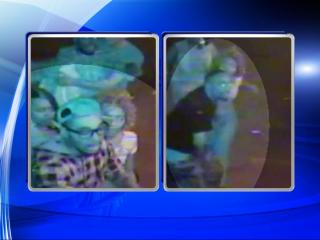 Police are also looking for two unidentified men who they say were involved in the assault.