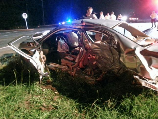 Two killed in wreck on US 64 :: WRAL com