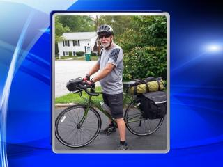 Richard Moreau, 66, was last seen on the evening of Sept. 17 when he left a Verizon store located at 6807 Knightdale Blvd. He was riding a green bicycle and wearing a black and gray helmet, red riding gloves, black sneakers, and shorts and a t-shirt.