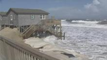 IMAGE: Outer Banks escapes major damage from latest storm