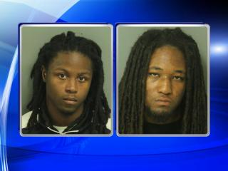 Mikal JaJuan Jordan, 21, of 119 Martin Luther King Dr., and Solister Lester III, 21, of 1215 E. Martin St., are each charged with murder in the death of Joshua George Ayalogu.