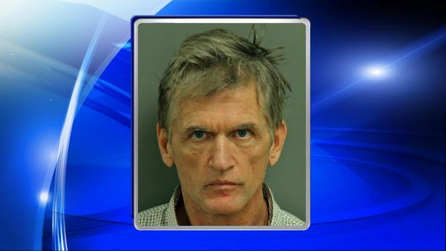 Authorities said that Mark Norman Kramer, 54, of 4719 Alpha Street in Raleigh led police on a brief chase after taking money from the bank, which is near the intersection of Holly Springs and Sunset Lake roads, at about 9:30 a.m.