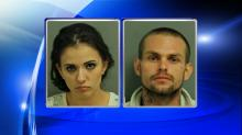 IMAGES: Raleigh father, daughter accused of running meth lab