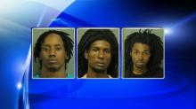 IMAGES: Three arrested in Raleigh food mart murder