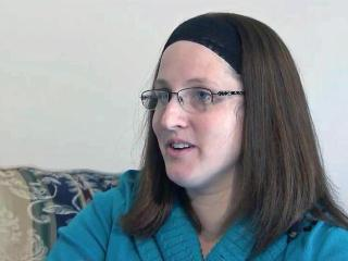 Robin Graham is Jewish and moved to Israel from the Triangle seven years ago.