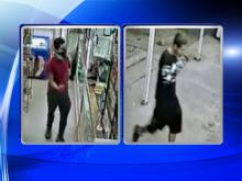 Surveillance video of Tobacco Plus Mini Mart robbery