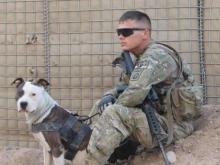 Soldier, sheriff's deputy fight over custody of Army dog