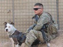 Soldier, sheriff's deputy fight over custody of Army dog