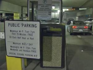 City leaders are looking at ways to generate money to keep Raleigh's parking decks safe and clean and one proposal would do away with free parking in downtown parking garages on nights and weekends.