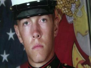 Marine Cpl. William Ferrell, of Carthage