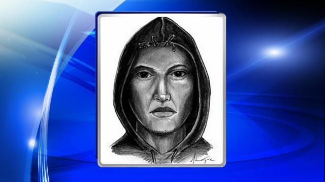 Authorities said the suspect is described as black and listed as 5 foot 6 inches to 5 feet nine inches tall with black twists in his hair and chin hair. He was also seen wearing a black hoodie with red writing and dark pants with a bandana in his pocket. The man was reportedly seen with a metal baseball bat with white taping.