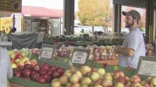 IMAGES: State Farmers Market experiencing drop in attendance