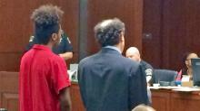 IMAGES: Guilt, anger flare when alleged killer has day in court