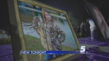 IMAGE: Domestic abuse rally held in Fuquay-Varina