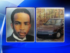 The body of Antwone Jones was found Nov. 4, 2001. His Honda was found four days later.