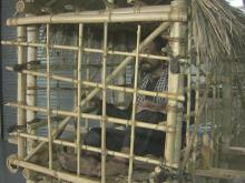 Vietnam POW to climb back into bamboo cage and face his fears