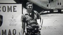 IMAGE: Airman's remains returned to NC 50 years after Vietnam