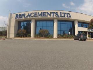 Bob Page founded Replacements Limited in his attic in 1981. Today, the business does about $80 million in sales every year.