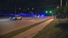 IMAGE: 8-year old struck by car in Raleigh