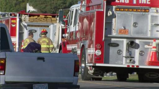 One person was killed early Friday in a house fire in Johnston County, authorities said.