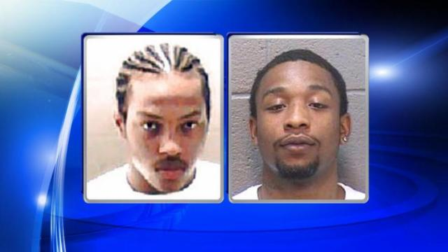 Darence Qufon Pearson, 25, of Durham, and Raheem Norwood Bass, 22, of Hillsborough