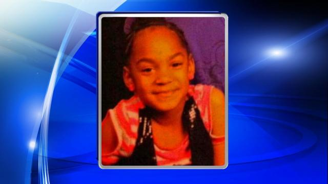 Ziari King was struck by a car on Perry Creek Road.