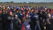 IMAGE: Greensboro organization receives threats amid concerns over Syrian refugees