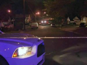 One man was killed late Wednesday in a shooting near downtown Durham, police said.