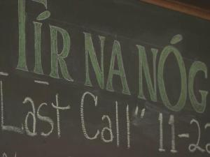 For nearly two decades, Tir na Nog has been a beloved hangout in downtown Raleigh but Sunday, the Irish pub will have its last call.