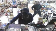 IMAGES: Robberies step up with holiday season