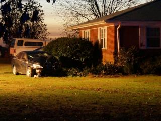 One person was killed early Sunday morning in a crash in Rolesville, authorities said.