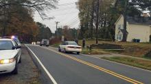 IMAGE: Lakeview School in Durham locked down while police investigate drive-by shooting