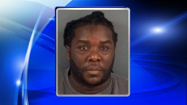 Simms was charged with attempted first-degree rape, second-degree kidnapping, robbery with a dangerous weapon and communicating threats. He was being held at the Cumberland County Detention Center under $275,000 secured bond.