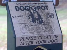 Pooper scooper, pet waste, dog waste, doggie doo-doo