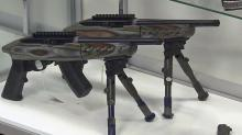 IMAGES: Gun, ammunition sales spike following mass shooting, Obama's address