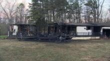 IMAGES: One killed in Person County house fire