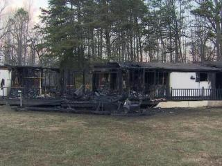One person died late Thursday in a house fire in Person County, officials said.