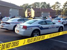 Two women were shot on Dec. 11, 2015, at the Tera Gardens Apartments complex in Fayetteville.