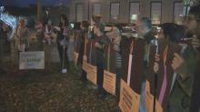 IMAGES: Durham Jewish community takes stand against Islamophobia