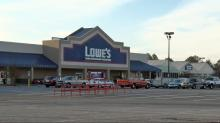 IMAGES: Four NY men accused of stealing plumbing supplies from Goldsboro Lowe's