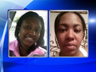 Diarra Patterson, left, and Torri Boyd (Photos from Facebook)