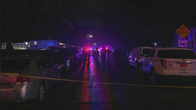 Police are investigating a fatal shooting in Durham after one man was found dead.