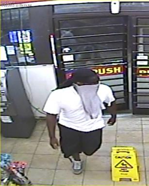 The Cumberland County Sheriff's Office released surveillance images taken inside the Short Stop at 4946 Highway 87 on July 22.