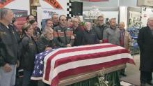 IMAGE: Thousands of bikers honor legacy of Ray Price