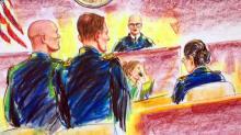 Bowe Bergdahl courtroom sketch