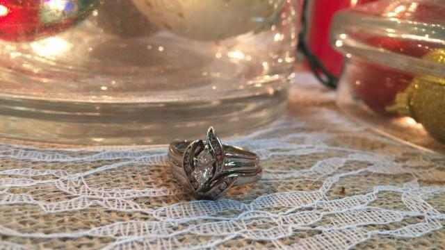The rings dropped in the kettle in Fayetteville were valued at $1,770. The money can help The Salvation Army provide 350 cots for people in the community.