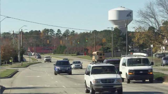 Holly Springs talked last year about plans to ease traffic congestion on the N.C. Highway 55 bypass, but drivers haven't seen any changes yet.